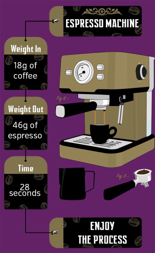 India 795 Brew Recipe Sage Espresso Illustrated